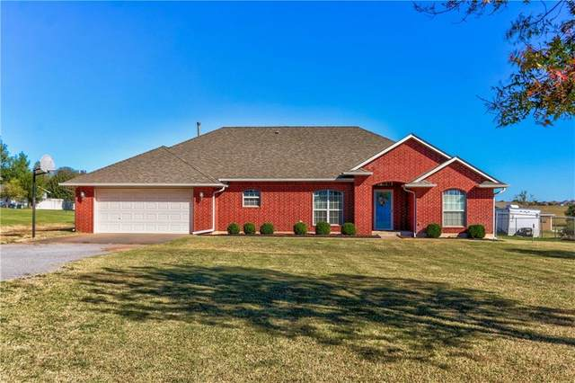 1277 Paulette, Piedmont, OK 73078 (MLS #933298) :: Keri Gray Homes
