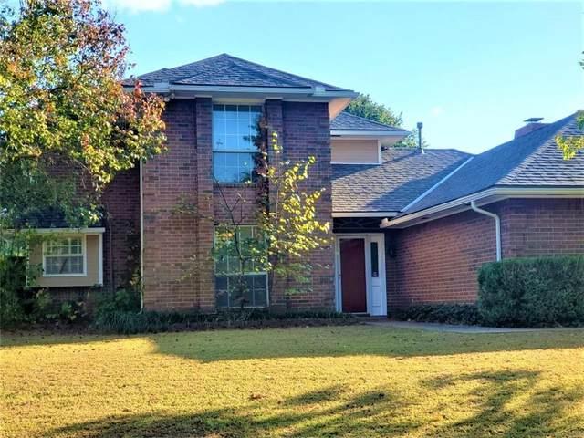 11124 NE 5th Street, Choctaw, OK 73020 (MLS #933306) :: Homestead & Co