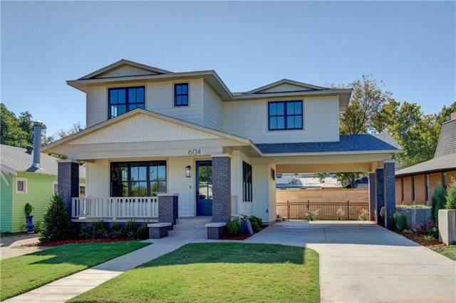604 NW 21st Street, Oklahoma City, OK 73103 (MLS #933318) :: The UB Home Team at Whittington Realty