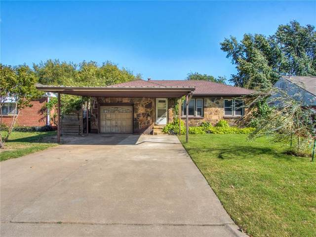 3804 N Drexel Boulevard, Oklahoma City, OK 73112 (MLS #933321) :: Homestead & Co