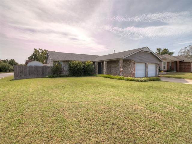10400 Birkenhead Road, Yukon, OK 73099 (MLS #933323) :: Homestead & Co