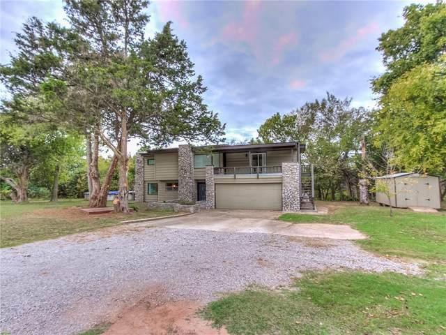 1515 E Post Oak Road, Norman, OK 73072 (MLS #933342) :: Homestead & Co