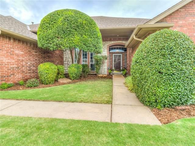 4213 NW 146th Street, Oklahoma City, OK 73134 (MLS #933351) :: Homestead & Co