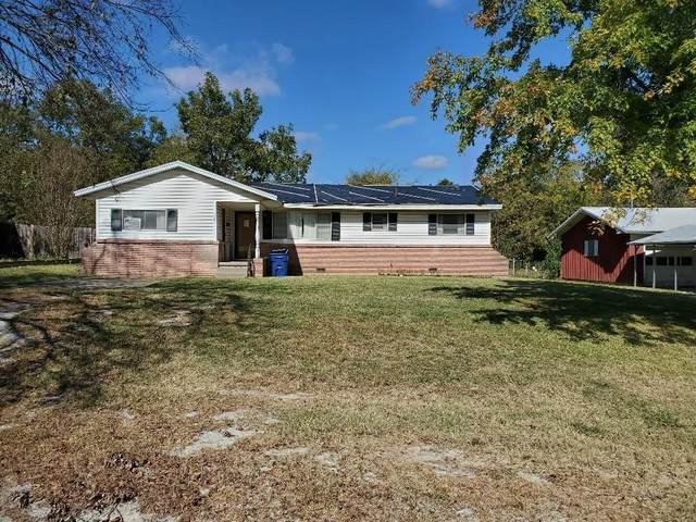 1320 Van Drive, Seminole, OK 74868 (MLS #933359) :: Homestead & Co