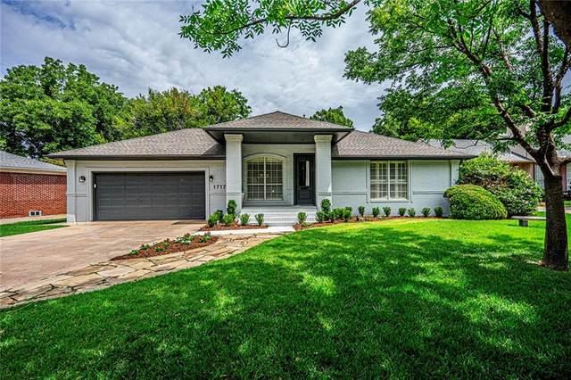 1717 Windsor Place, Nichols Hills, OK 73116 (MLS #933364) :: Homestead & Co