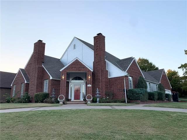 6401 Beaver Creek Road, Oklahoma City, OK 73162 (MLS #933368) :: Homestead & Co