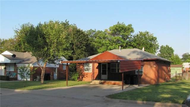 2113 N Sapulpa Avenue, Oklahoma City, OK 73107 (MLS #933371) :: Homestead & Co