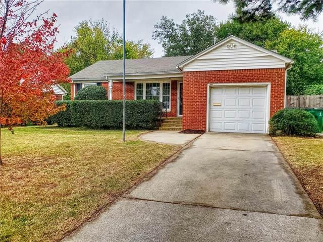 3124 NW 42nd Street, Oklahoma City, OK 73112 (MLS #933378) :: Homestead & Co