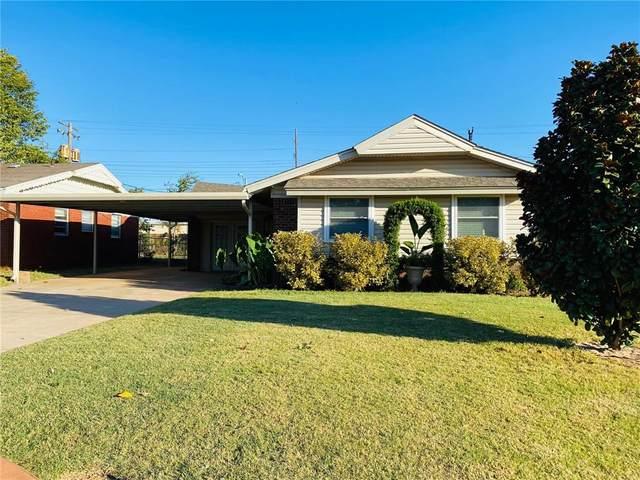 713 SW 60th Terrace, Oklahoma City, OK 73139 (MLS #933381) :: Homestead & Co