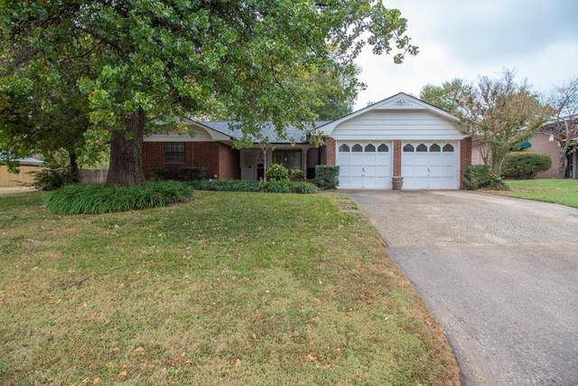 1709 N Rolling Drive, Bethany, OK 73008 (MLS #933406) :: Homestead & Co