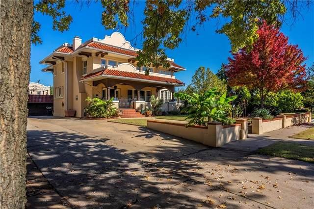 301 NW 19th Street, Oklahoma City, OK 73103 (MLS #933414) :: Keri Gray Homes