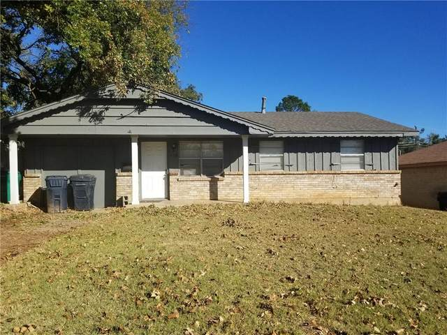 628 Timber Lane, Oklahoma City, OK 73127 (MLS #933421) :: KG Realty