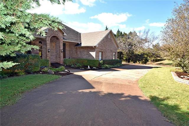 4951 W Canyon Road, Guthrie, OK 73044 (MLS #933423) :: Homestead & Co