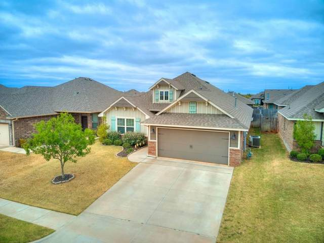 7201 NW 145th Street, Oklahoma City, OK 73142 (MLS #933424) :: ClearPoint Realty
