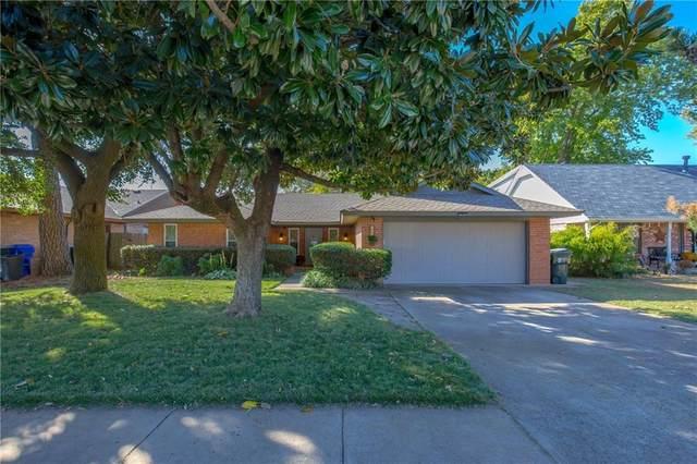 808 Westridge Terrace, Norman, OK 73069 (MLS #933430) :: ClearPoint Realty