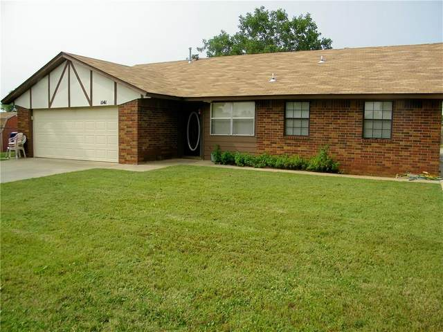 1141 W Johnathan Way, Mustang, OK 73064 (MLS #933437) :: Homestead & Co