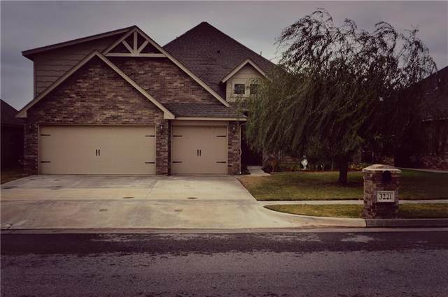 3221 San Juan Trail, Moore, OK 73160 (MLS #933438) :: Homestead & Co