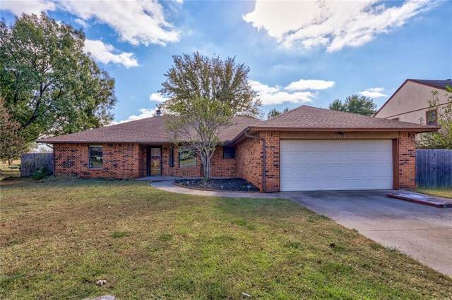 1202 Taurus Drive, Edmond, OK 73003 (MLS #933460) :: Your H.O.M.E. Team