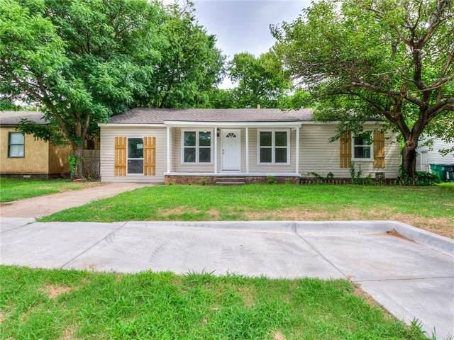 2405 NW 42nd Street, Oklahoma City, OK 73112 (MLS #933462) :: Keri Gray Homes