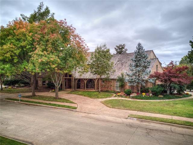 1902 Pin Oak Circle, Norman, OK 73072 (MLS #933465) :: Erhardt Group at Keller Williams Mulinix OKC