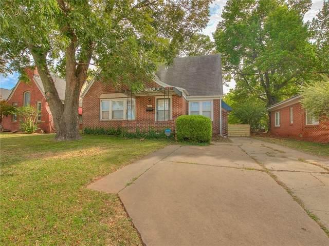 2108 NW 22nd Street, Oklahoma City, OK 73107 (MLS #933491) :: Homestead & Co