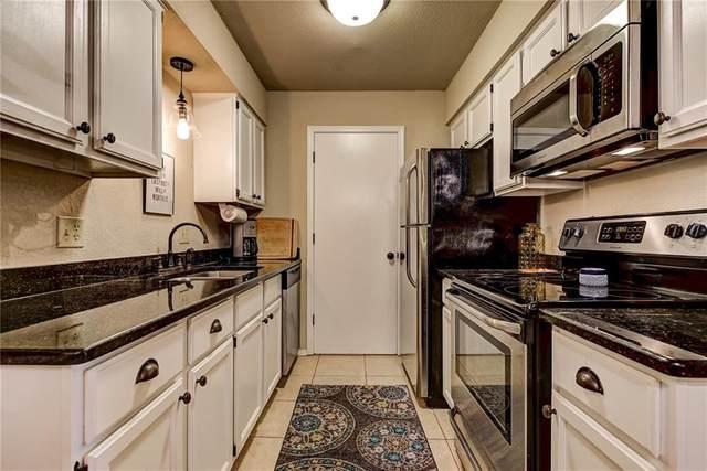 4400 Hemingway Drive #276, Oklahoma City, OK 73118 (MLS #933497) :: Keri Gray Homes