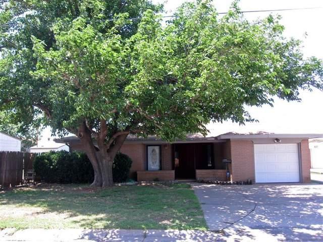 1621 Olga Street, Altus, OK 73521 (MLS #933514) :: Homestead & Co
