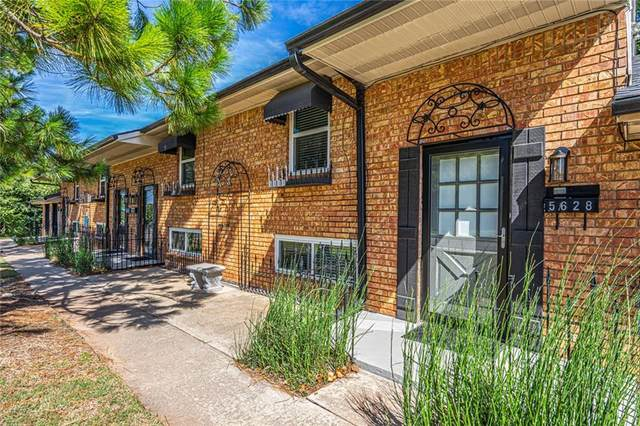 5628 N Meridian Avenue, Oklahoma City, OK 73112 (MLS #933528) :: Homestead & Co