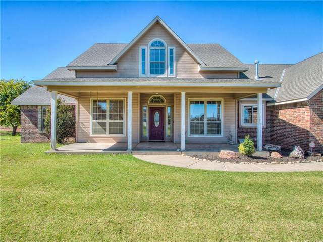 14409 Locust Avenue, Piedmont, OK 73078 (MLS #933535) :: Keri Gray Homes