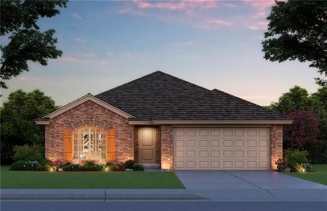 10509 SE 23rd Street, Midwest City, OK 73130 (MLS #933539) :: Homestead & Co