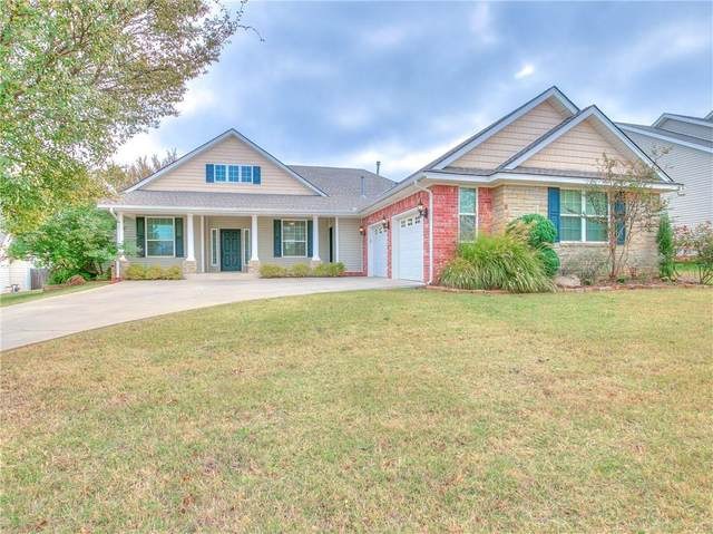 537 Yarmouth Road, Norman, OK 73071 (MLS #933566) :: ClearPoint Realty