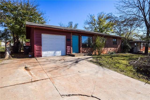 2508 Queensbury Road, Moore, OK 73160 (MLS #933567) :: Homestead & Co