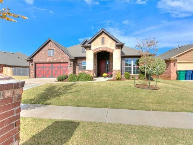 18704 Vea Drive, Edmond, OK 73012 (MLS #933568) :: Homestead & Co