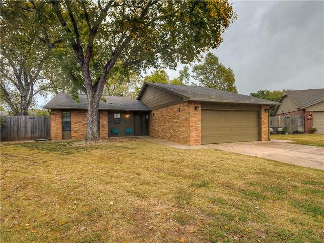 3301 Winchester Circle, Norman, OK 73072 (MLS #933569) :: Your H.O.M.E. Team