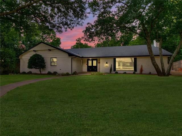 2204 NW 59th Street, Oklahoma City, OK 73112 (MLS #933572) :: Homestead & Co