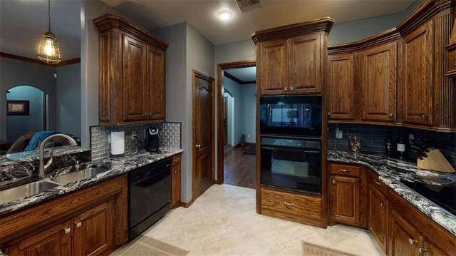 164 S Indian Meridian Road, Choctaw, OK 73020 (MLS #933573) :: Homestead & Co