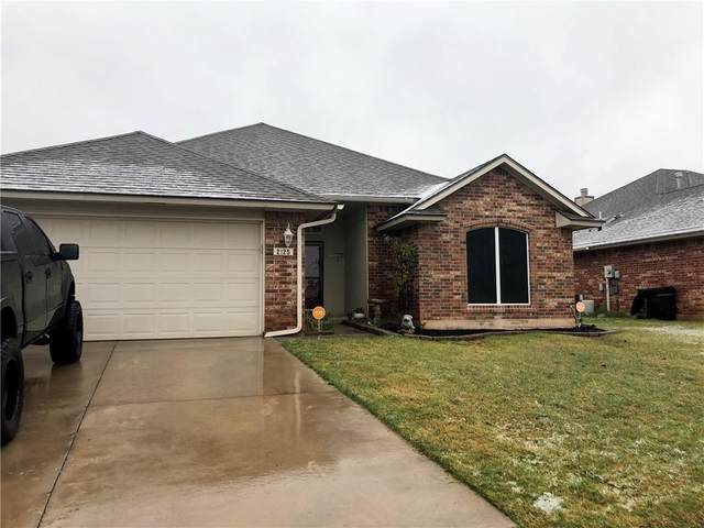 2125 NE 7th Street, Moore, OK 73160 (MLS #933601) :: ClearPoint Realty