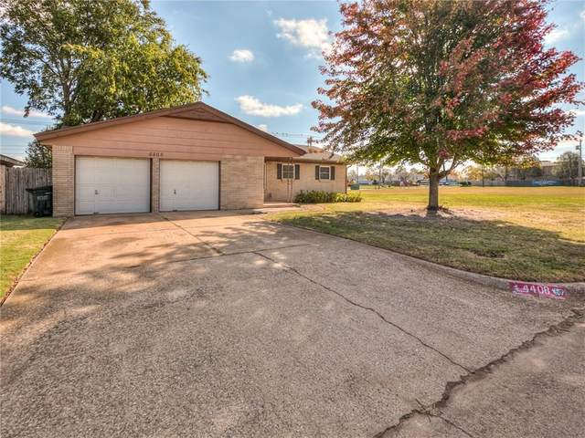4408 Epperly Drive, Del City, OK 73115 (MLS #933603) :: Homestead & Co