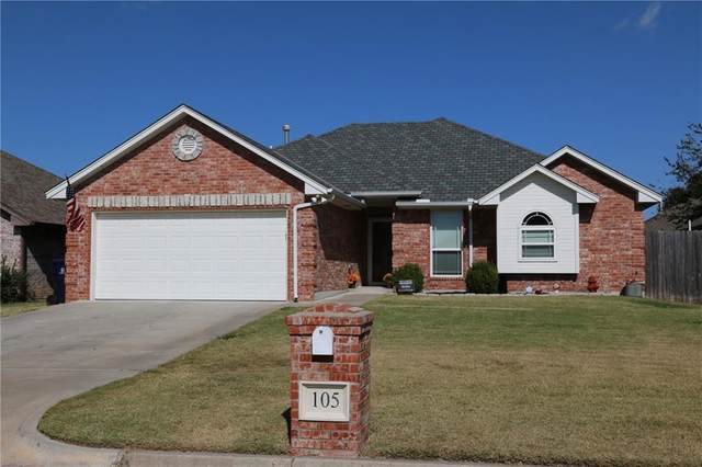 105 SW 143 Street, Oklahoma City, OK 73170 (MLS #933613) :: Homestead & Co