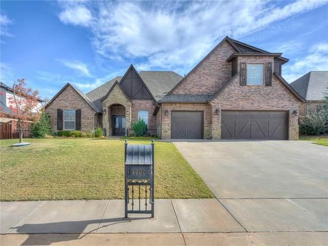 4700 Stampede Drive, Edmond, OK 73034 (MLS #933632) :: Homestead & Co