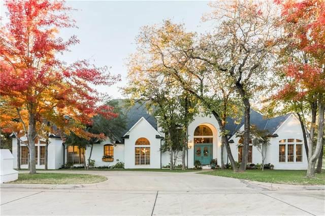 2509 Crossing Drive, Edmond, OK 73013 (MLS #933635) :: Homestead & Co