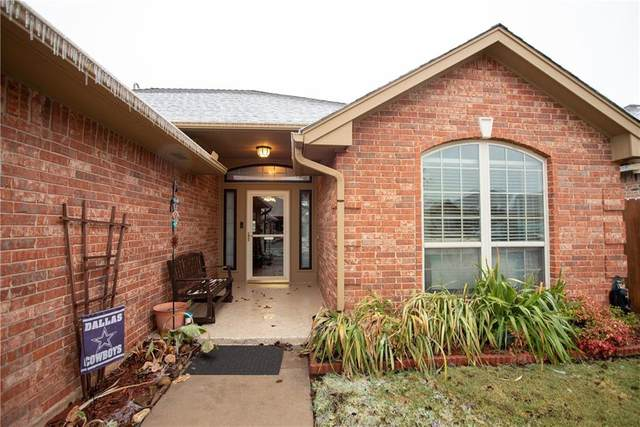 2609 SE 96th Street, Oklahoma City, OK 73160 (MLS #933646) :: ClearPoint Realty