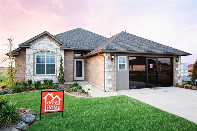 4229 NW 153rd Street, Edmond, OK 73013 (MLS #933648) :: ClearPoint Realty