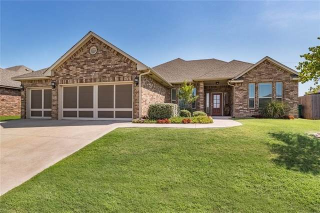 2320 NW 172nd Street, Edmond, OK 73012 (MLS #933662) :: Your H.O.M.E. Team