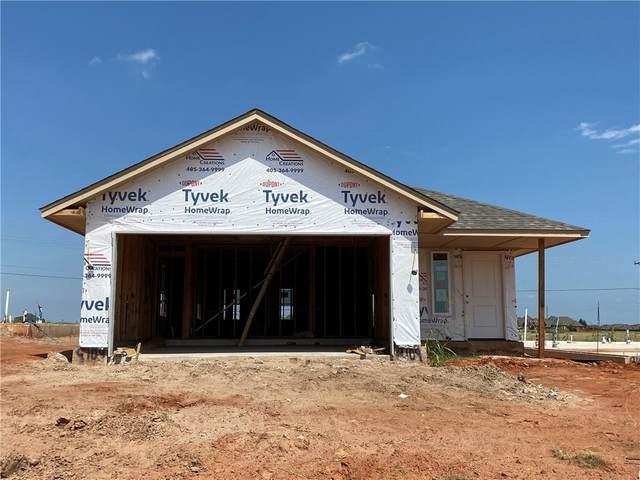 9109 SW 45th Terrace, Oklahoma City, OK 73179 (MLS #933684) :: Homestead & Co