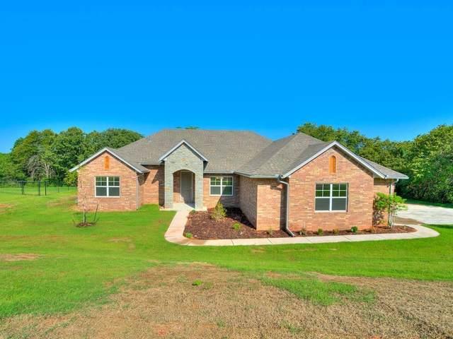 5701 Asheville Way, Choctaw, OK 73020 (MLS #933697) :: Homestead & Co