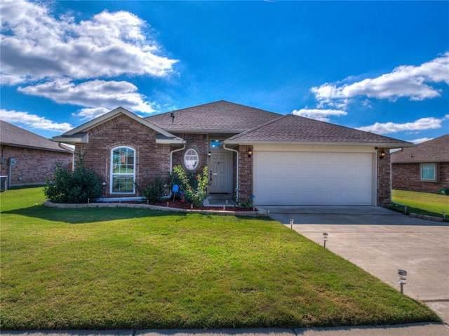 1004 Caracara Drive, Norman, OK 73072 (MLS #933706) :: Homestead & Co