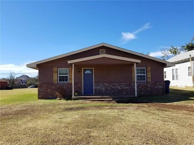 413 S Drexel, Guthrie, OK 73044 (MLS #933722) :: Maven Real Estate