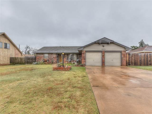 5420 NW 67th Street, Warr Acres, OK 73132 (MLS #933725) :: Homestead & Co