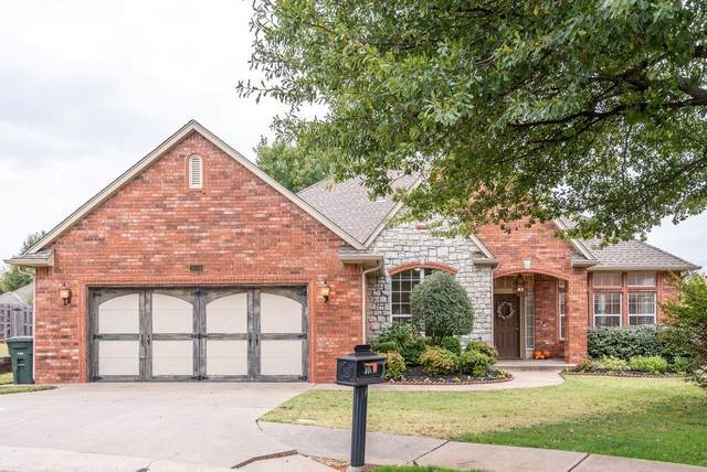 3009 Viewmont Road, Edmond, OK 73003 (MLS #933738) :: Your H.O.M.E. Team